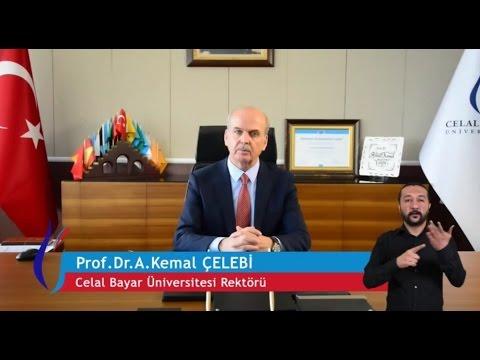 Manisa Celal Bayar Üniversitesi Tanıtım Filmi