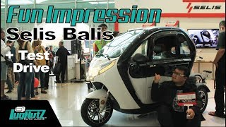 Motor Viral Anti Hujan! - Selis Balis FUN IMPRESSION & TEST RIDE | LUGNUTZ Indonesia