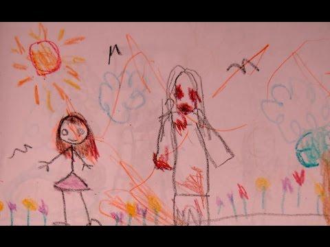 Жуткие рисунки от детей