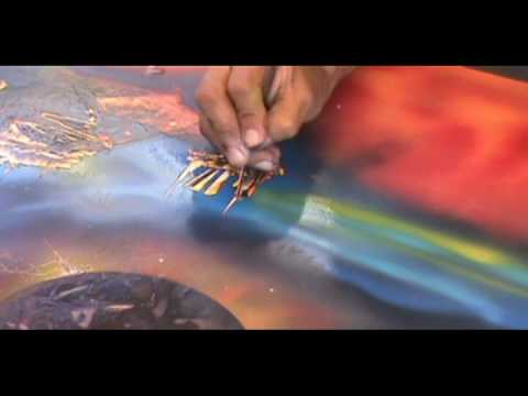AWSOME SPRAY PAINT GUY