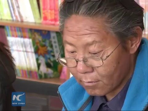 Over 100 free libraries open in Tibet ahead of World Book Day