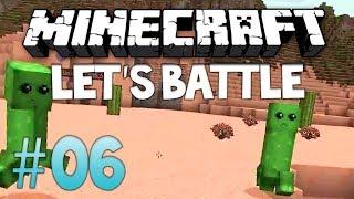 Let's Battle Minecraft S4 #006 [Deutsch/Full-HD] - Schnell, schnell zu Johnny