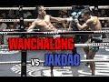 Muay Thai - Wanchalong vs Jakdao (วันฉลอง vs จักรดาว), Lumpinee Stadium, Bangkok, 13.2.18.