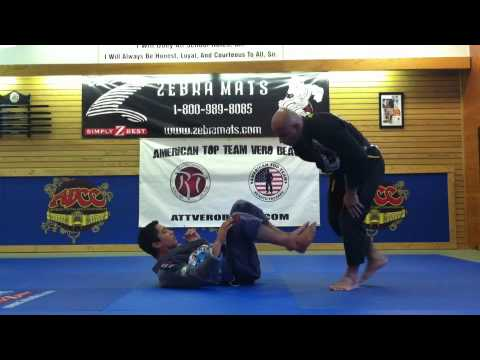How to pass De la Riva Guard, 3 options - Good Morning BJJ Community 11 Image 1