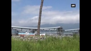 Japanese technology being used to improve foundation of tsunami-hit land