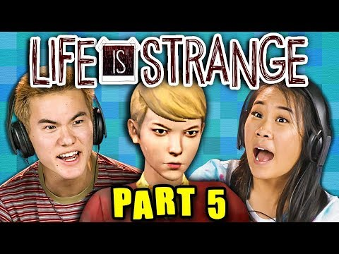 DRAMA IN THE CLUB! | LIFE IS STRANGE - Part 5 (React: Gaming)