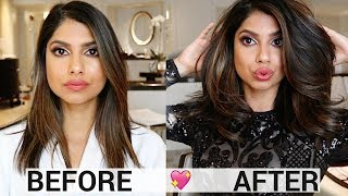 HOW TO: BIG SEXY HAIR in under 10 MINUTES!