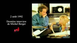 Dernière interview de Michel Berger (02/08/1992)