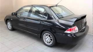 Mark Wilsons Better Used Cars - 2006 Mitsubishi Lancer O-Z RALLY! 5-SPEED! SPOILER! ALLOYS! AS-IS S