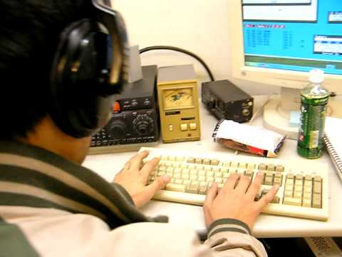 Ham Radio CQ-160m Contest 2011 in JA1YPA