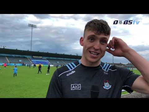 Dubs TV - Chris Crummey Reacts To Galway win