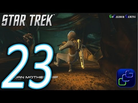 Star Trek The Video Game 2013 Walkthrough - Part 23 - Chapter 10: Mothership
