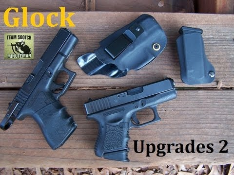 Glock Pistol Upgrades