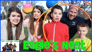 EAGLE'S NEST GAME / That YouTub3 Family