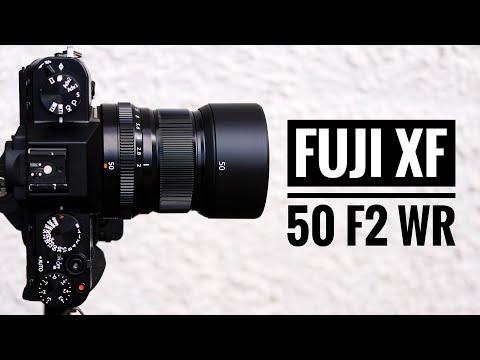 Fujifilm XF 50mm F/2.0 R WR