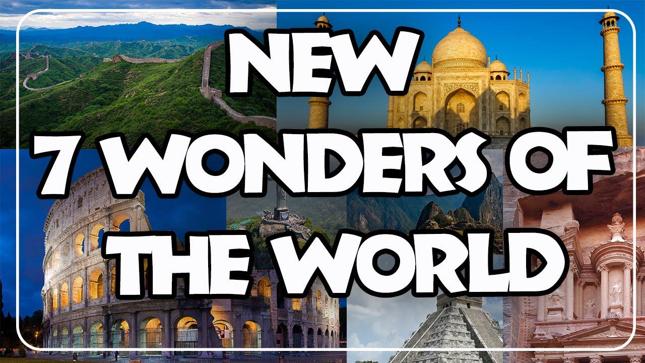 New7Wonders of the World  Wikipedia