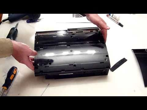 Como reparar a Playstation3 (Português) YLOD & RLOD by Mk24ever