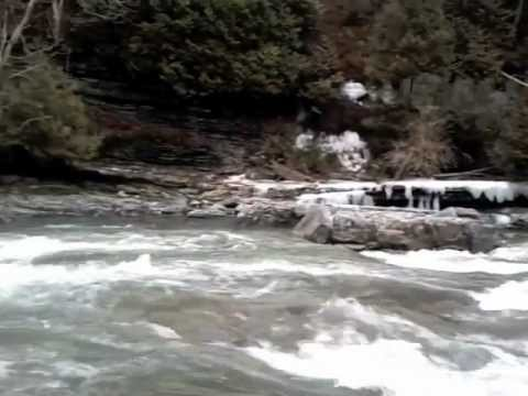 Lower Canajoharie Gorge Video