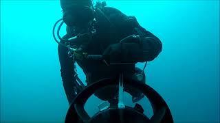 """Underwater scooter Suex XJ 14 Diving """"TRAMONTO"""" - Croatia"""