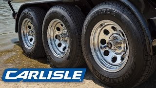 High-Speed Trailer Tires by Carlisle