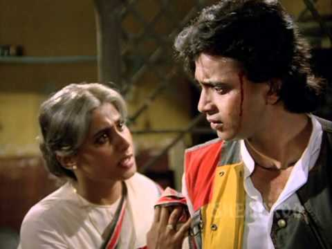 Kasam Paida Karne Wale Ki - Part 7 Of 14 - Mithun Chakraborty...