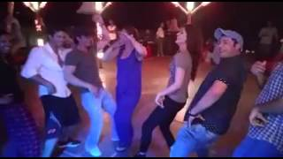 Shahrukh Khan dance to Prem Ratan Dhan Payo l Salman Khan ft