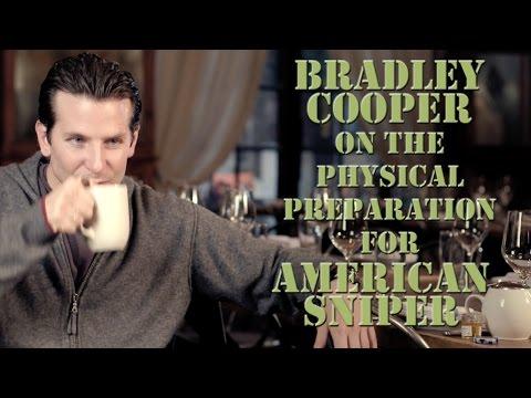 DP/30 Sneak Peek: Bradley Cooper on American Sniper prep