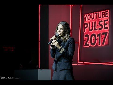 Maayan Rubin@YouTube Pulse Israel