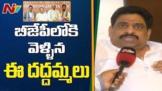 చంద్రబాబు గొంతు కోశారు - TDP Buddha Venkanna Face to Face | NTV