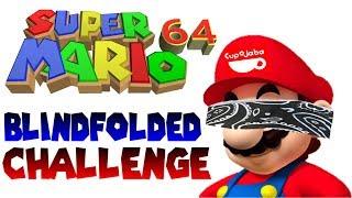 Super Mario 64 Blindfolded Challenge