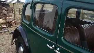 1938 Austin 12 Ascot - Waimak Classic Cars - New Zealand