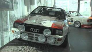 Audi Quattro system - The Drive of Success (Long, HQ)