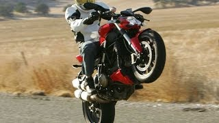 2011 Ducati Streetfighter - Streetfighter Shootout Part 5 - MotoUSA
