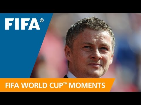 World Cup Moments: Ole Gunnar Solskjaer
