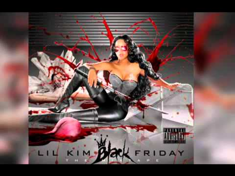 Lil Kim - Black Friday *With Lyrics*