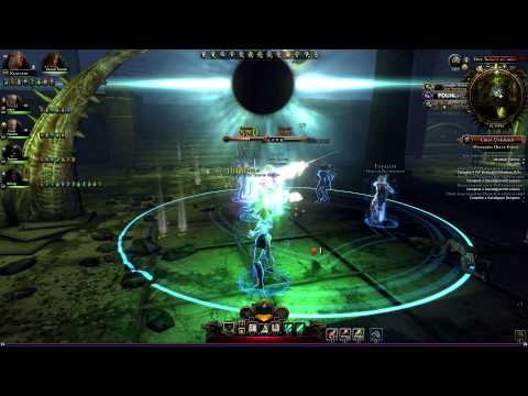 Neverwinter Control Wizard LvL 60 Gameplay Epic Dungeon HD