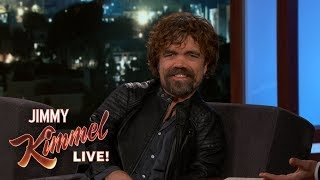 Peter Dinklage on New Movie, Elle Fanning & Hervé Villechaize