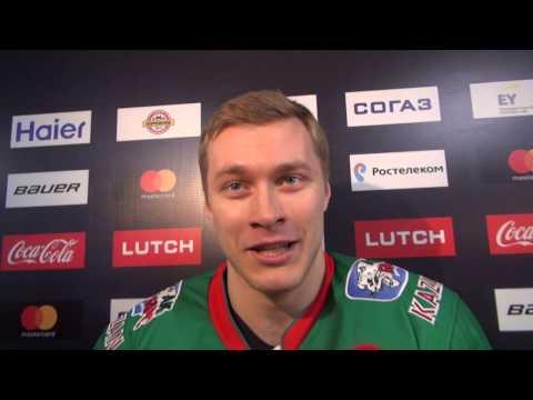 """""""Если забью такой же гол в КХЛ, то Билялетдинов не будет ругаться"""" (интервью Ткачева)"""