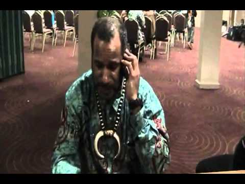 INTERVIEW BENNY WENDA with RADIO NBC News PNG 2011 xvid
