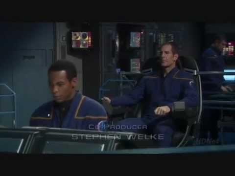 Star Trek: Enterprise - Divergence - Enterprise and Columbia