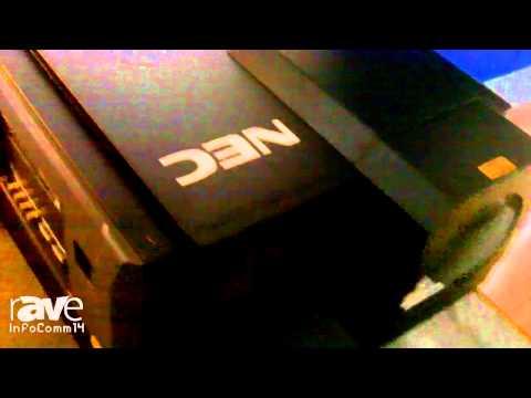 InfoComm 2014: NEC Demonstrates Its PH1200QL Laser-Based 4K Projector
