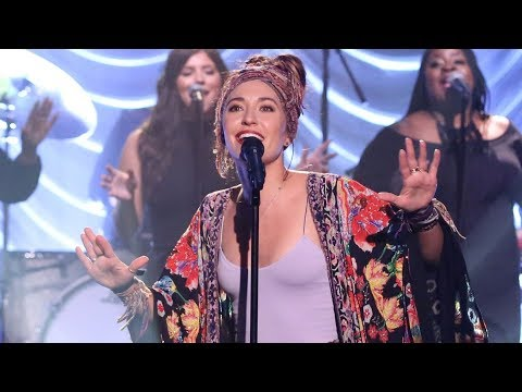 Lauren Daigle Exposes Herself On Jimmy Fallon Show