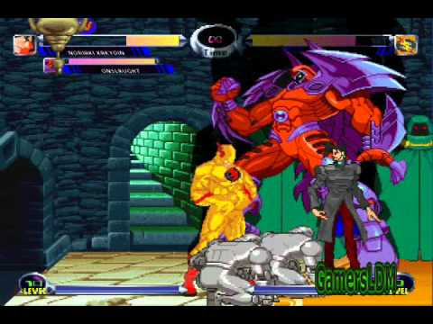 Marvel VS Capcom MUGEN   Free Download - YouTube