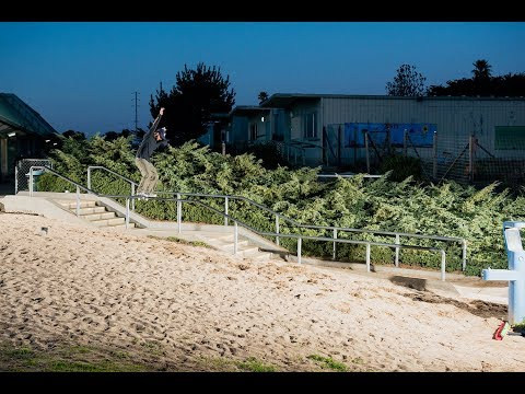 Kevin Braun Long Kink Boardslide - Everslick