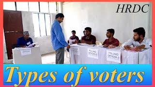 votlu - voterlu | types of voters | my village show