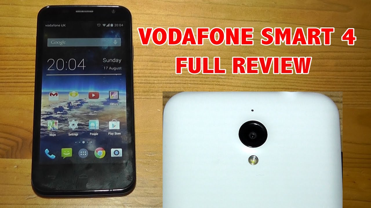 Vodafone Smart 4 Turbo Wallpaper Vodafone Smart 4 Full Review