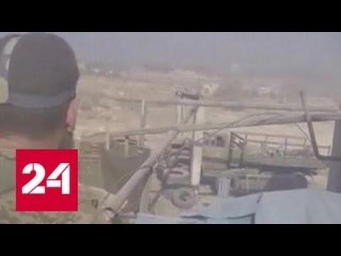 Бои за Алеппо: боевики пытаются прорвать окружение сирийских войск