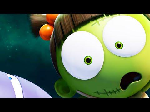 Cartoon | Spookiz - 20 Minute Compliation | Cartoons for Children