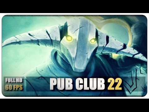 Dota 2 - Pub Club - Ep 22 (Special Episode)