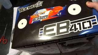 Tekno EB410 Build Tips - 4WD buggy RC kit build (pt1) - Netcruzer RC
